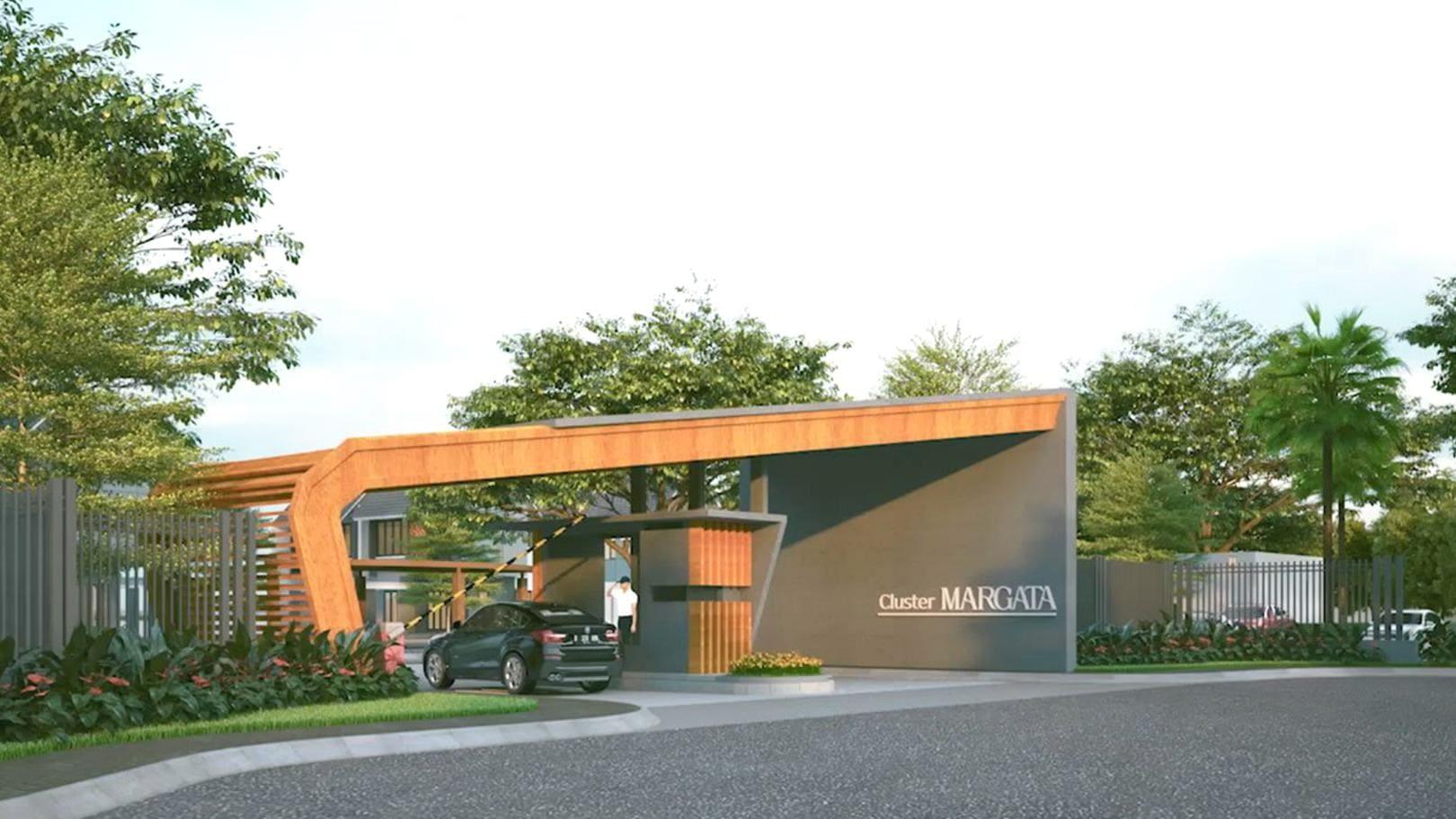 Cluster-Gate-Cimanggis-Golf-Estate