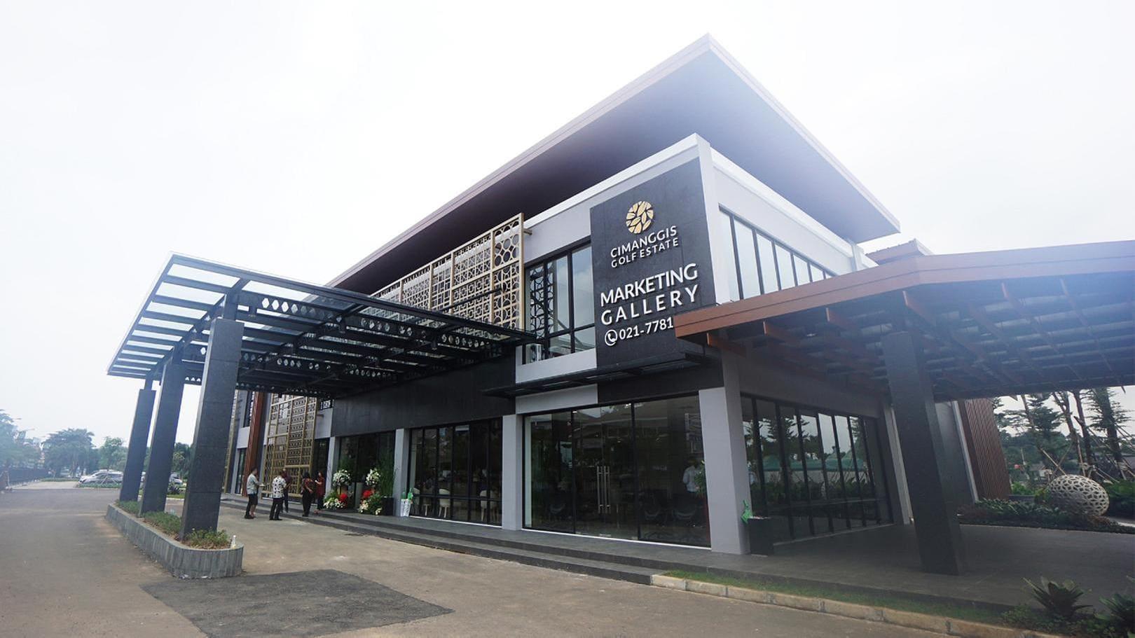 Marketing-Gallery-Cimanggis-Golf-Estate